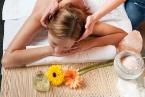 Un masaje puede ser muy relajante.