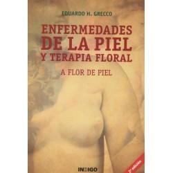 Enfermedades de la piel y terapia floral