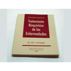 Shüssler - Manual para el Tratamiento Bioquímico de Enfermedades