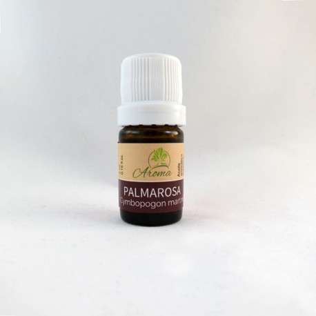 Palmarosa - aceite esencial para aromaterapia