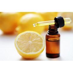 Limón - aceite esencial para aromaterapia