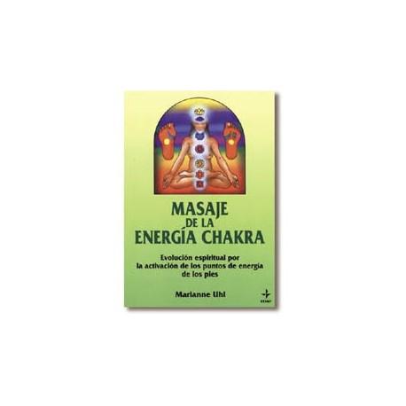 Masaje de la energía chakra