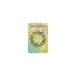 Abundancia - Tarjeta de Onda de Forma