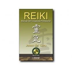 Reiki - Manual del Terapeuta Profesional