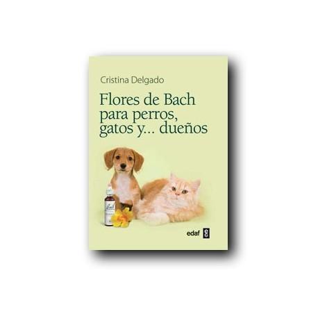 Flores de Bach para perros, gatos y… dueños