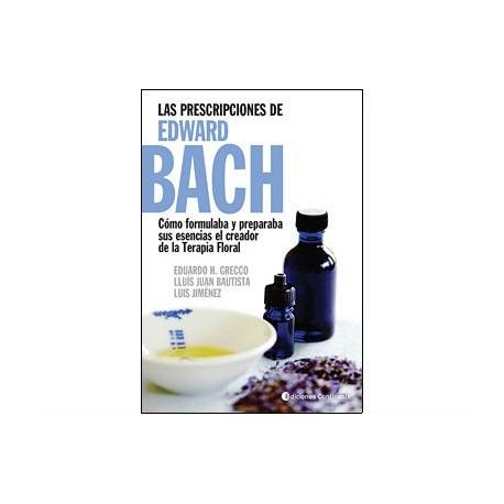 Las prescripciones de Edward Bach
